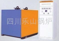 自贡全自动电蒸汽锅炉 1