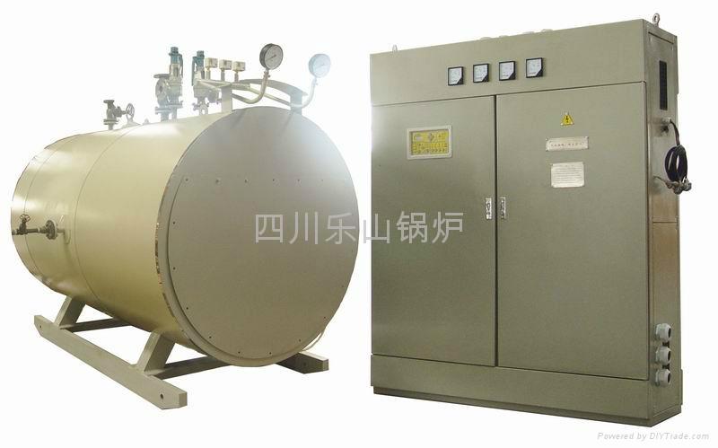 简阳全自动电蒸汽锅炉 1