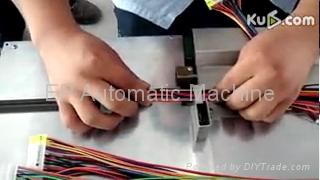 供應訂做全自動尼龍扎帶束線機 4