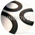 氟橡胶垫片(FKM/VITON RUBBER GASKET)