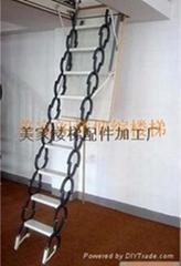 新鄉閣樓樓梯