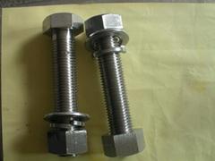 厂家供应c276螺栓