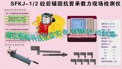 SFKJ-1砼后錨固抗剪承載力現場檢測儀