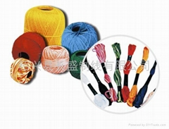 mercerized cotton embroidery thread(Skein floss)