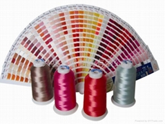 POLYESTER EMBROIDERY THR