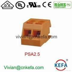 transforma Terminal block connector KEFA PS2.5-2P/3P