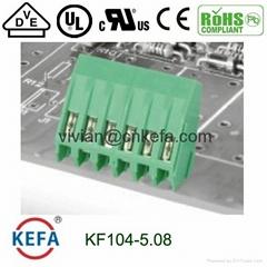 PCB螺钉式接线端子连接器