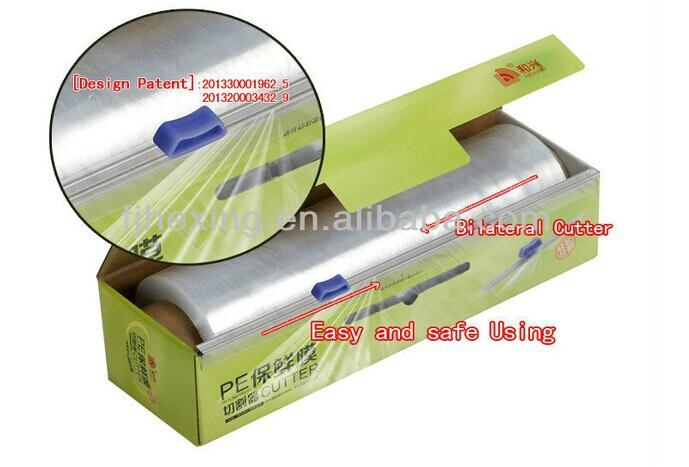 PE food grade cling wrap,cling film - China - Manufacturer