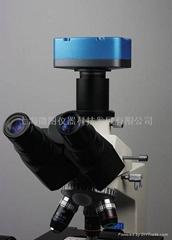 顯微鏡數字相機