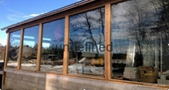 warm edge insulated glass