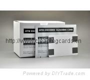 磁条双面清洁卡