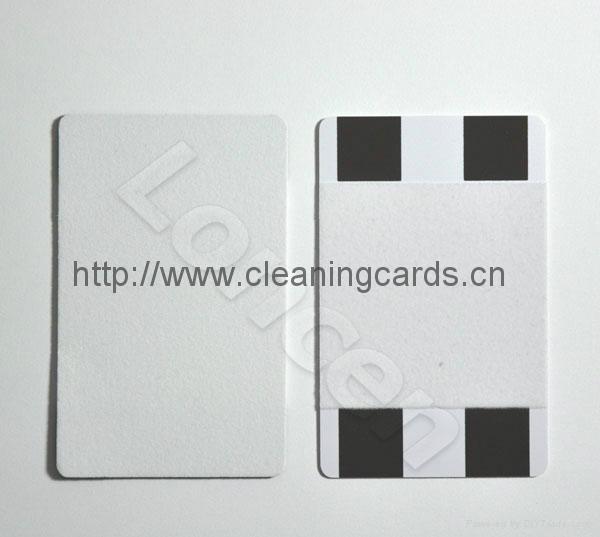 ATM清潔卡 1