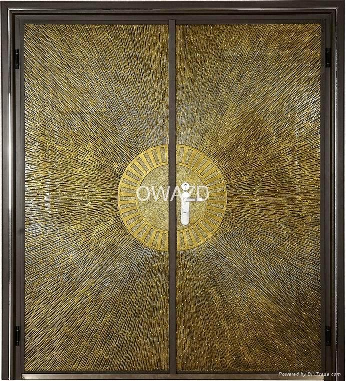 Main entry door 1