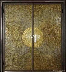 Main entry door