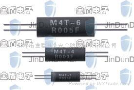 四端引线无感取样电阻器 1