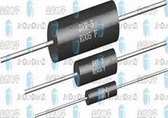 压模型无感低阻取样电阻器
