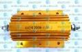 功率散热铝壳线绕电阻器