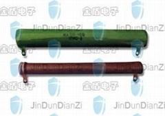 釉膜线绕瓷管电阻器RX20 10w