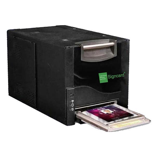 超大幅面证卡打印机E600-V8 1