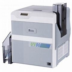 JVC UV80Ⅱ高端双面证卡打印机
