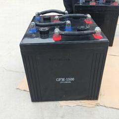 厂家供应2V1500AH发电厂UPS用蓄电池