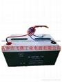 厂家直销12V70AH免维护蓄电池 太阳能路灯专用蓄电池 1