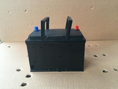源头工厂直销12V65AH免维护铅酸蓄电池汽车动力电池