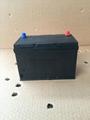 源頭工廠直銷12V65AH免維護鉛酸蓄電池汽車動力電池 3