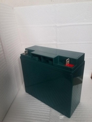 蓄電池工廠12V17AH免維護鉛酸蓄電池OEM