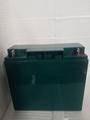Battery factory 12v17ah maintenance free lead-acid battery OEM 2