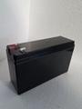 源头工厂直销12V5AH阀控密封式免维护铅酸蓄电池 4
