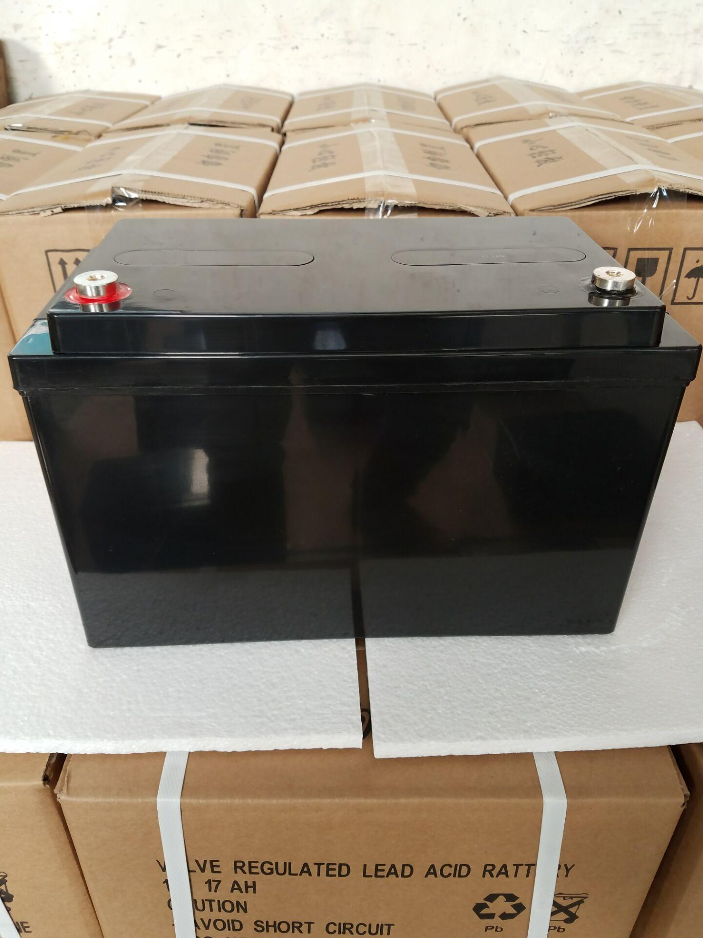 源頭工廠直銷12V70AH免維護鉛酸蓄電池太陽能儲能電池 2