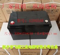 纳米高能胶体蓄电池12V65AH UPS发电厂储能电源