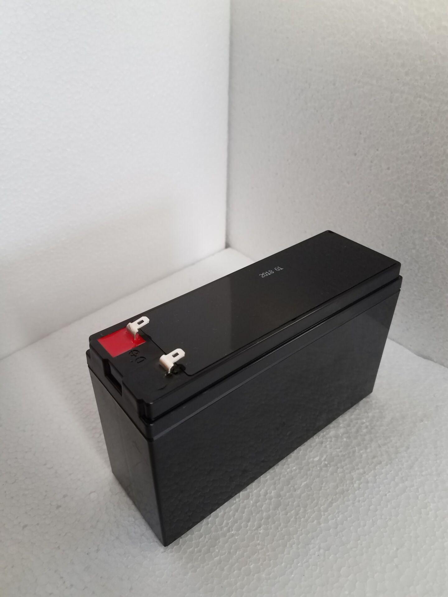 蓄電池工廠12V7AH農用電動噴霧器電瓶 2