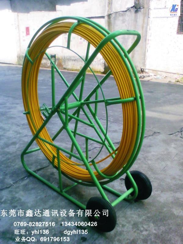 進口無碱玻璃鋼材質電纜管道穿線器 1