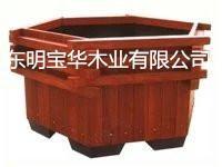 玻璃鋼花盆東明寶華木業專業生產