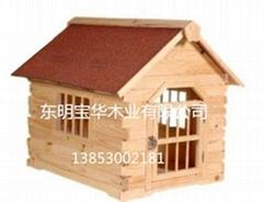 专业厂家大量供应各种规格木制狗屋