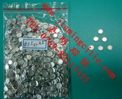 鐵殼鐵片 包裝磁鐵 首飾磁蓋 小磁鐵