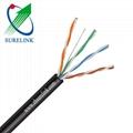 2pair 4pair Outdoor UV reisitance UTP CAT5e LAN Cable Network CABLE Cat 5e