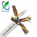 50pairs 100pairs 128pairs ADSL Twisted Pairs Telephone Cable