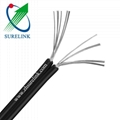 Unshield 2 Core Field Telephone Wire D-10 Telephone Cable 1