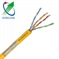 4pair 4pr 24AWG Network Cable STP Cat5e
