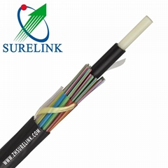 144 or 288 Core Mini Air Blown Micro Fiber Optic Cable with FRP Strength Member  (Hot Product - 1*)