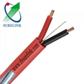 Bc CCA 1.5mm Shielded 2 Core Fire Alarm Cable