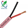 UL Listed 2 Core Fire Alarm Cable for Fire Alarm Security System