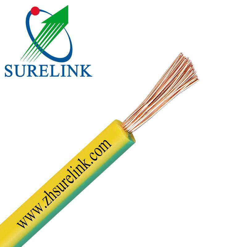 Stranded PVC Insulated Power Cable Copper Conductors Flexible Electrical RV Wire 2