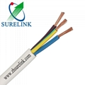 PVC Sheathed Electric Wire Flexible Rvv
