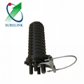 Aerial Dome Fiber Optic Splice Closure for Gpjm3-RS