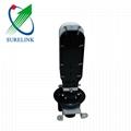 Waterproof Mini Dome Type Fiber Optic Splice Closure Cable Joint Enclosure