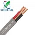 3 Cores PVC Sheathed Flexible Copper